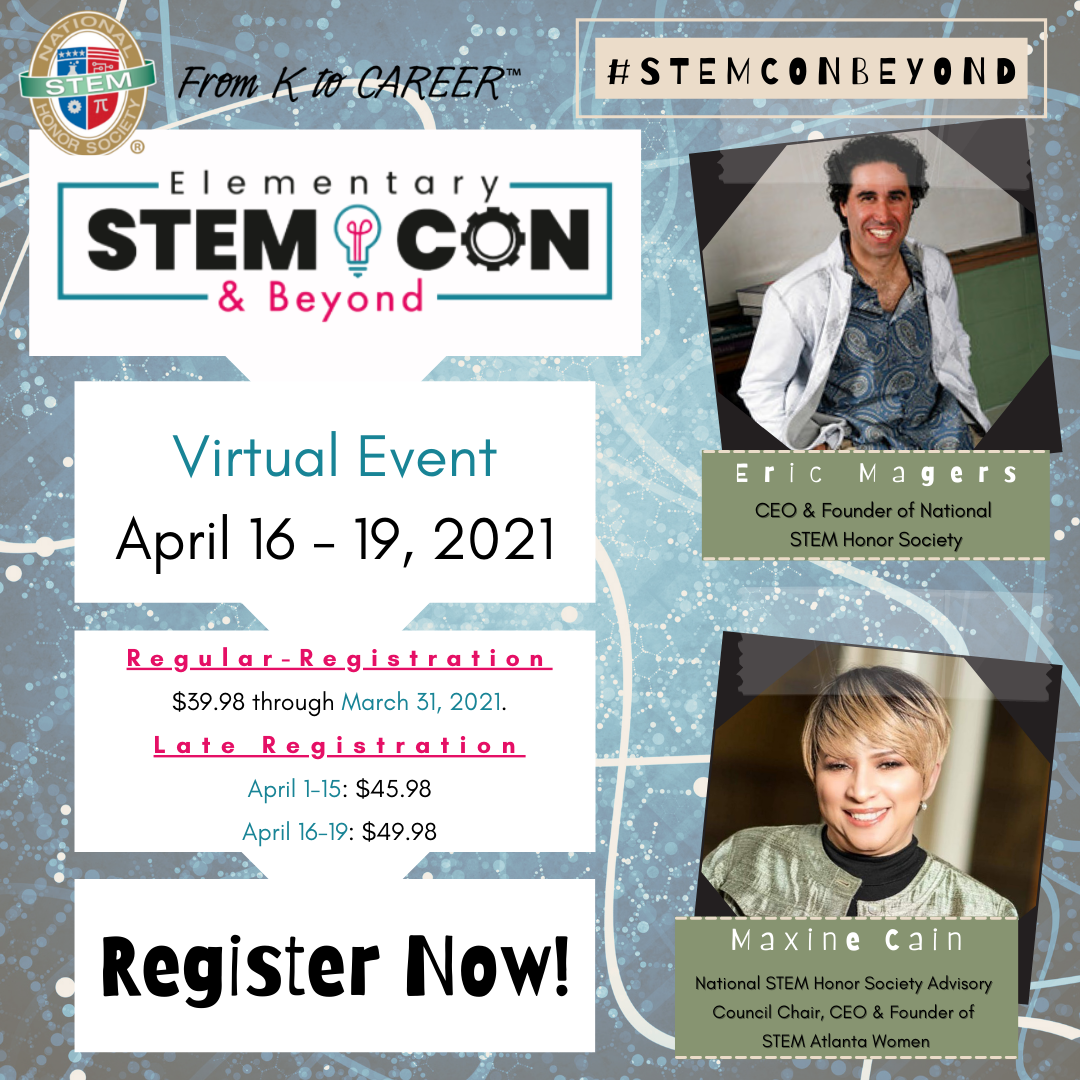 STEMCon and Beyond 2021