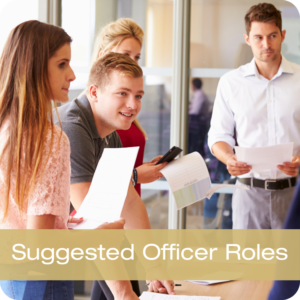 Suggested Officer Roles Button