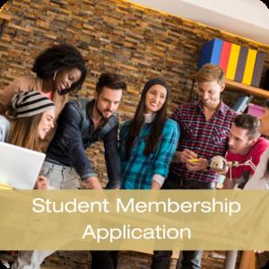 Student Membership Application