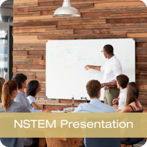 NSTEM Overview Presentation Button