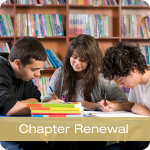 Chapter Renewal