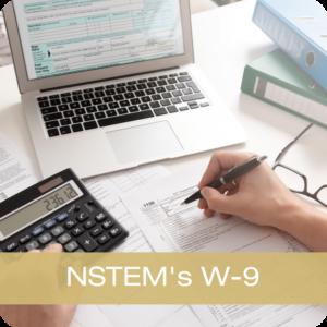 NSTEM's W-9