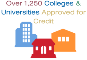 Over 1,250 Colleges and Universities have approved NSTEM Internships for credit.