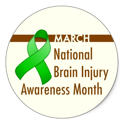 National Brain Injury Awareness Month