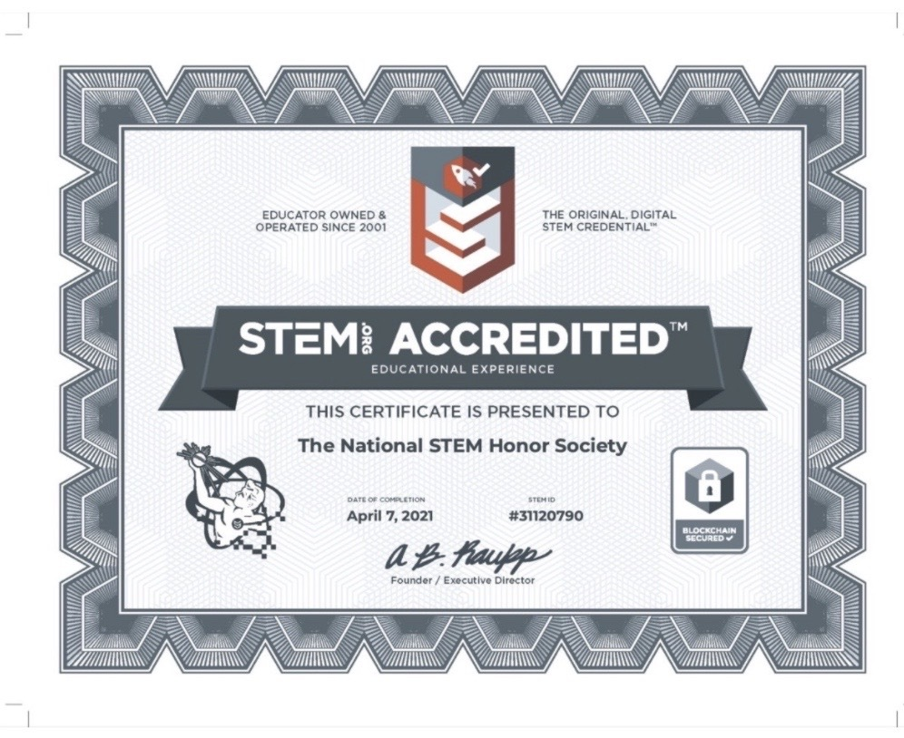 STEM Accredited Certification